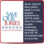 Save Our Juries